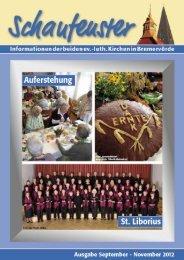 Wenn - St.Liborius - Kirchenkreis Bremervörde - Zeven