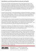 Flyer - Die Linke - Kreisverband Herzogtum Lauenburg - Page 2