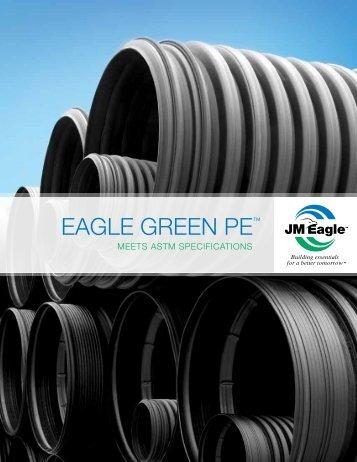 EaglE grEEn PE™ - JM Eagle