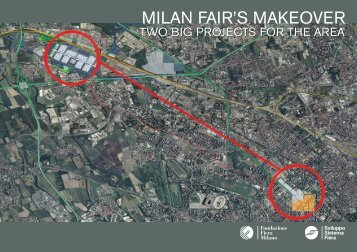 The New Fiera Milano Complex - Archweb