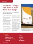 Community Report Spring 2012 (4.7MB pdf) - NorQuest College - Page 4