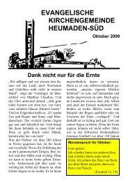 Word Pro - 2009-10Text.lwp - Kirchengemeinde Heumaden-Süd