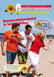 Sommerkatalog 2010