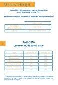 Programme de mars - avril 2010 - Alliance éthio-française d'Addis ... - Page 2
