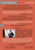 Programme de mars - avril 2010 - Alliance éthio-française d'Addis ... - Page 6