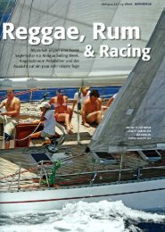 Reggae, Rum & Racing - Antigua Sailing Week