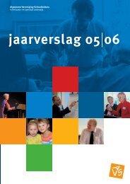 Jaarverslag 2005-2006 - Avs