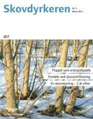 ØST Poppel som energiafgrøde Fordele ved skovcertificering En ...