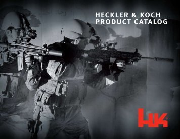Request a Catalog - Heckler & Koch USA