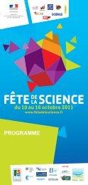 Télécharger la plaquette - Science Action Haute-Normandie