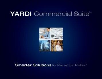 Product Brochure - Yardi