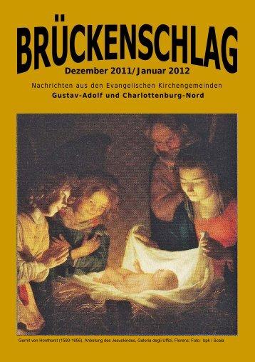 Dezember 2011/ Januar 2012 (PDF-Datei) - Ev. Kirchengemeinde ...