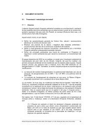 9. DOCUMENT DE SINTESI 9.1. Presentació i metodologia de ...