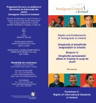 Rights of International Students in Ireland