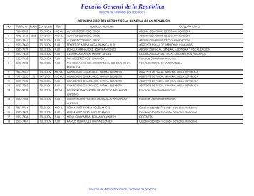 Directorio-Telefóni.. - Escuela de Capacitación Fiscal - Fiscalía ...