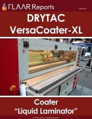 DRYTAC VersaCoater-XL-UV - Wide-format-printers.org