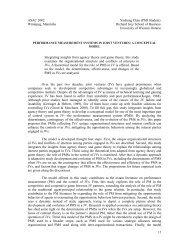 ASAC 2002 Yasheng Chen (PhD Student) Winnipeg, Manitoba ...