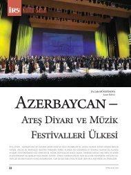 Ateş Diyarı ve Müzik Festivalleri Ülkesi - Irs