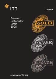 Premier Distributor Circle 2008
