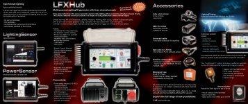 product brochure 2009/2010 - Grau Luminotecnia