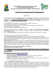 Edital Seleção 2012.1 - Departamento de Fisiologia e Farmacologia ...