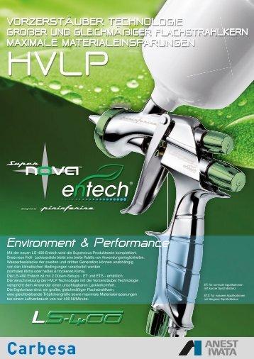 Environment & Performance - Carbesa AG