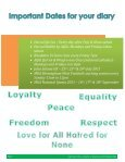 Al Mahdi Bulletin - Majlis Khuddamul Ahmadiyya UK Majlis ... - Page 7