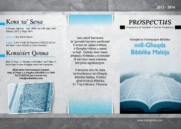 prospectus - Laikos