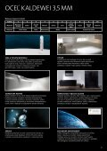 Cenník kúpeľňové vane sprChovaCie vaničky - AQUATERM - Page 3