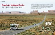 Roads to National Parks