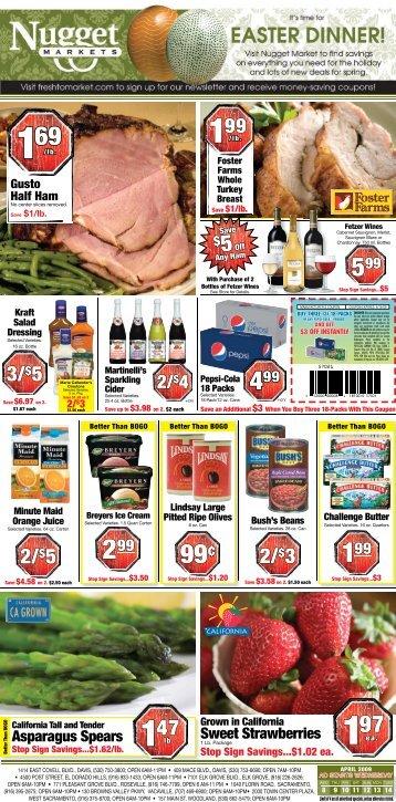 2/$5 3/$5 147 2/$3 - Nugget Market