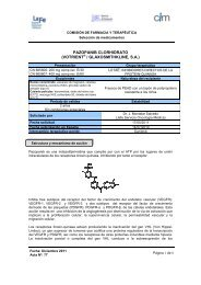PAZOPANIB CLORHIDRATO (VOTRIENT / GLAXOSMITHKLINE, S.A.)