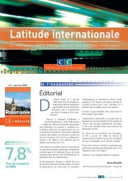 Latitude Internationale n°9 - CIC