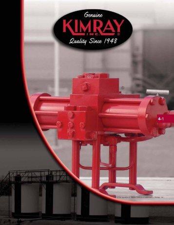 Glycol Pumps - Home | Kimray Mobile