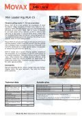 Movax MLR-15 - Page 2