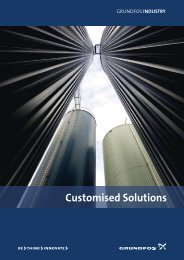 Customised Solutions - Incledon