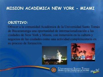 agenda dubai 2013 - universidad santo tomas de bucaramanga