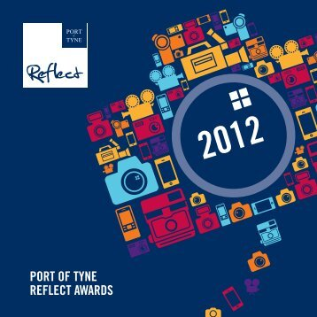 Reflect Album 2012 - Port of Tyne Reflect Awards
