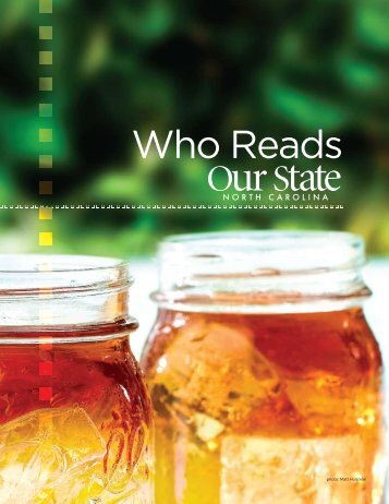 Our State - City and Regional Magazine Association