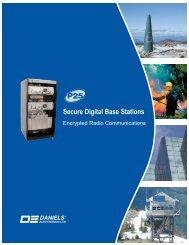 Secure Digital Base Stations - Daniels Electronics