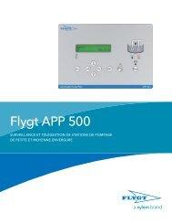 Flygt APP 500.pdf - Water Solutions