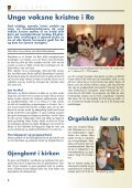 Nr.7 2010 - Re kirkelige fellesråd - Den norske kirke - Page 6