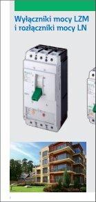 Wyłączniki mocy LZM i rozłączniki mocy LN - Moeller - Page 2