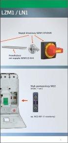Wyłączniki mocy LZM i rozłączniki mocy LN - Moeller - Page 5