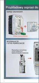 Wyłączniki mocy LZM i rozłączniki mocy LN - Moeller - Page 6