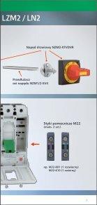 Wyłączniki mocy LZM i rozłączniki mocy LN - Moeller - Page 7