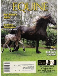 Equine Journal - May 2011 - Phelps Media Group