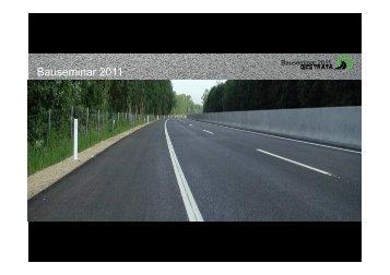Bauseminar 2011 - Teil 2 [Schreibgeschützt] - Gestrata