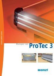 ProTec 3 bumper rail - Expedit