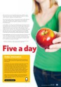 Customer choice, health and nutrition and Community impact - Tesco - Page 4